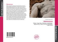 Buchcover von Idomeneus