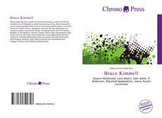 Buchcover von Bruce Kimmell