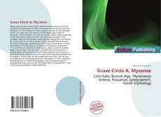 Grave Circle A, Mycenae kitap kapağı