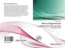 Capa do livro de Mask of Agamemnon