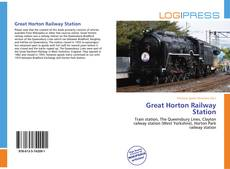 Bookcover of Great Horton Railway Station