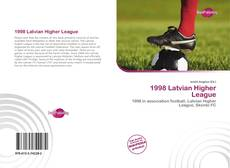 Bookcover of 1998 Latvian Higher League