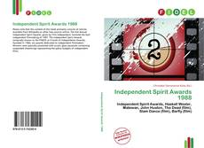 Bookcover of Independent Spirit Awards 1988