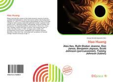 Hao Huang kitap kapağı