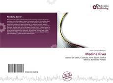 Portada del libro de Medina River