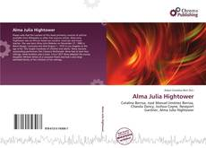 Bookcover of Alma Julia Hightower