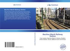 Bookcover of Bacchus Marsh Railway Station