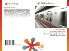 Bavarian Pt 2/3 kitap kapağı