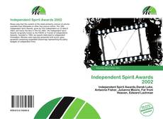 Independent Spirit Awards 2002 kitap kapağı