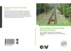 Buchcover von Amsterdam Science Park Railway Station
