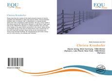 Buchcover von Christa Kinshofer