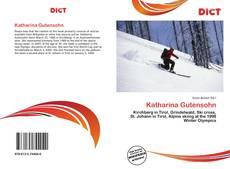 Katharina Gutensohn的封面