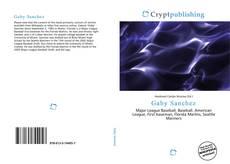 Portada del libro de Gaby Sanchez