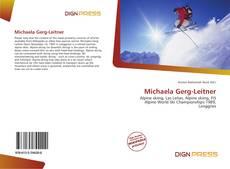 Bookcover of Michaela Gerg-Leitner