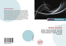 Aníbal Sánchez kitap kapağı