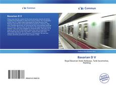 Borítókép a  Bavarian D V - hoz