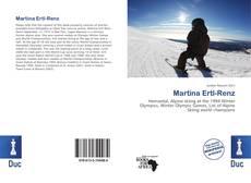 Buchcover von Martina Ertl-Renz