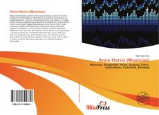 Portada del libro de Anne Harris (Musician)