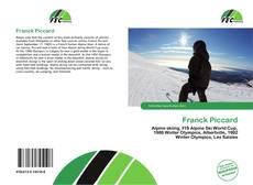 Обложка Franck Piccard