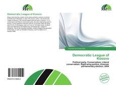 Copertina di Democratic League of Kosovo