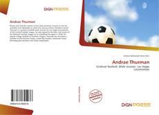 Обложка Andrae Thurman