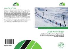 Capa do livro de Jean-Pierre Vidal