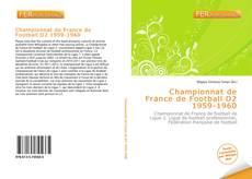 Bookcover of Championnat de France de Football D2 1959-1960