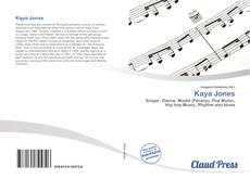 Bookcover of Kaya Jones