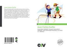 Bookcover of Juan Carlos Cacho