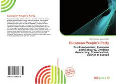 European People's Party的封面