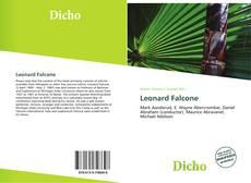Leonard Falcone kitap kapağı