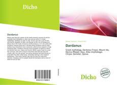 Capa do livro de Dardanus