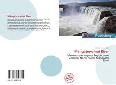 Bookcover of Mangatewainui River