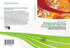 Bookcover of Championnat de France de Football D2 1948-1949