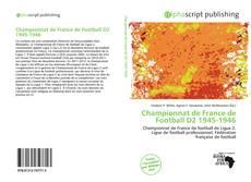 Buchcover von Championnat de France de Football D2 1945-1946