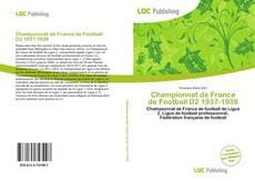 Bookcover of Championnat de France de Football D2 1937-1938