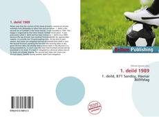 Bookcover of 1. deild 1989