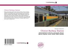 Borítókép a  Chiniot Railway Station - hoz