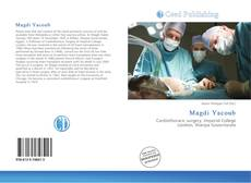 Capa do livro de Magdi Yacoub