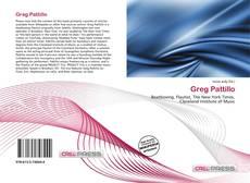 Bookcover of Greg Pattillo