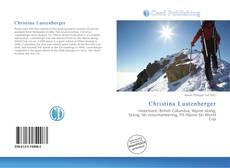 Portada del libro de Christina Lustenberger