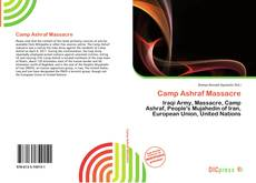 Couverture de Camp Ashraf Massacre