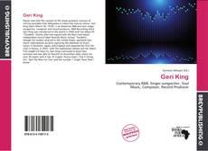 Bookcover of Geri King