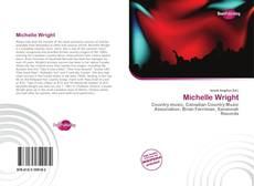 Bookcover of Michelle Wright