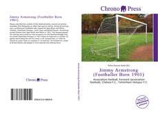 Обложка Jimmy Armstrong (Footballer Born 1901)