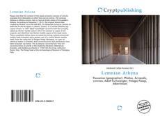 Bookcover of Lemnian Athena