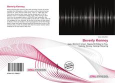 Bookcover of Beverly Kenney