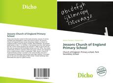 Portada del libro de Jessons Church of England Primary School