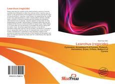 Bookcover of Learchus (regicide)