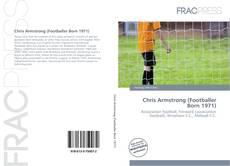Buchcover von Chris Armstrong (Footballer Born 1971)
